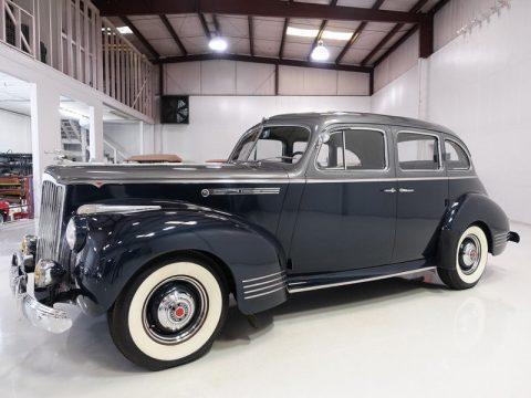 1941 Packard 110 Deluxe 4 Door Touring Sedan | 245ci Flathead Inline 6 for sale