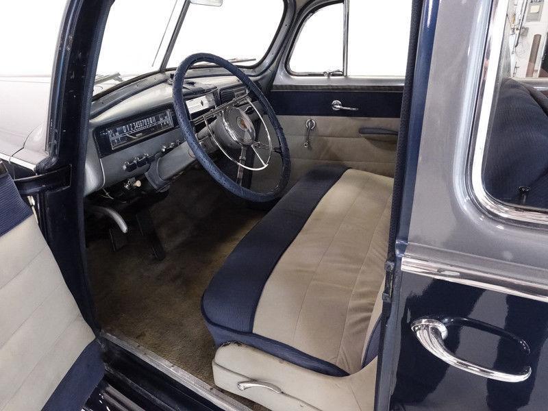 1941 Packard 110 Deluxe 4 Door Touring Sedan | 245ci Flathead Inline 6