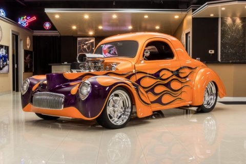 1941 Willys Coupe Street Rod for sale