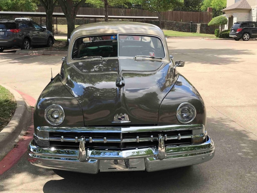 1950 Lincoln Sport Sedan