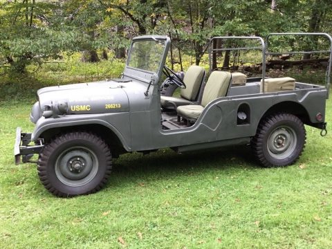 1963 USMC Willys M170 Military RARE RADIO Jeep for sale