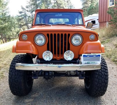 1968 Jeep Commando for sale