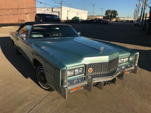1976 Cadillac Eldorado BASE for sale