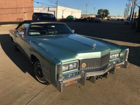 1976 Cadillac Eldorado BASE for sale