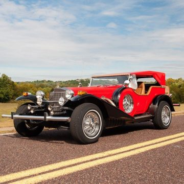 1976 Excalibur Phaeton Series III Roadster for sale