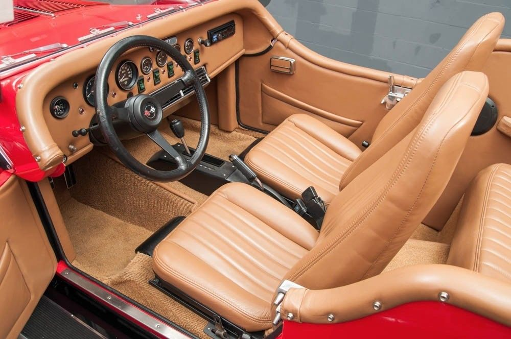 1976 Excalibur Phaeton Series III Roadster