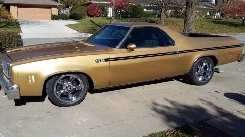 1977 Chevrolet El Camino 350 V8 for sale