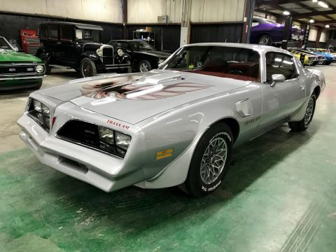 1977 Pontiac Trans Am 19k Actual Miles for sale