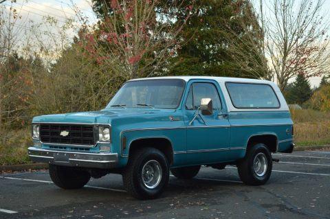 1978 Chevrolet Blazer for sale