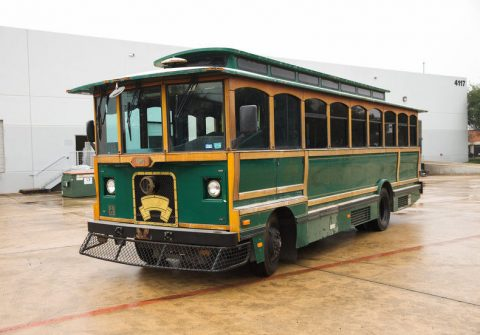 1998 Trolly Bus for sale