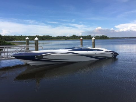 2004 Eliminator Powerboat for sale
