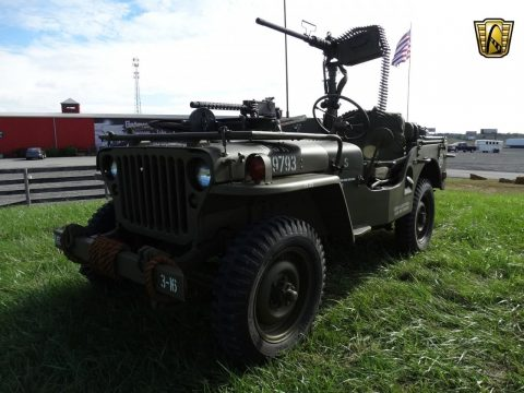 1947 Jeep Willys Jeep CJ2 for sale