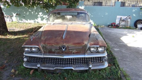 1958 Buick Wildcat for sale
