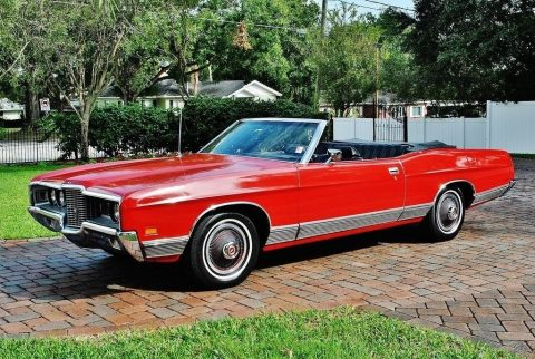 1971 Ford LTD Convertible 351 ci, Automatic, Original Survivor for sale