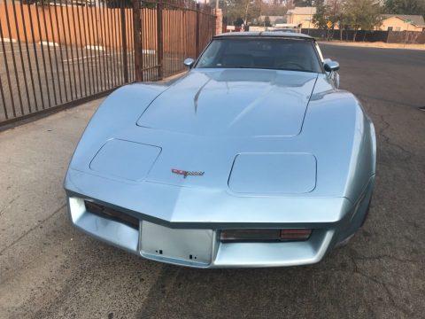 1982 Chevrolet Corvette Coupe for sale