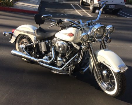 2001 Harley Davidson Heritage for sale