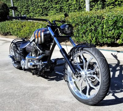 2004 Custom Built Motorcycles Chopper for sale