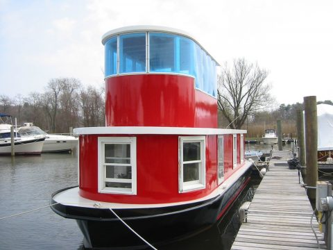 2004 Houseboat Tug for sale