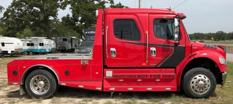2012 Freightliner Sportchassis Rha114 350 for sale