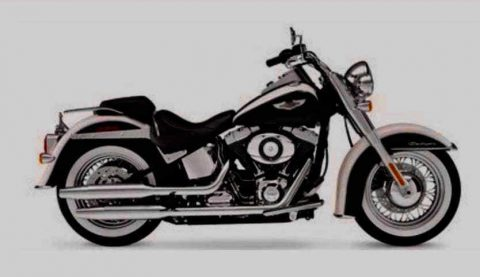 2012 Harley Davidson Softtail deluxe for sale