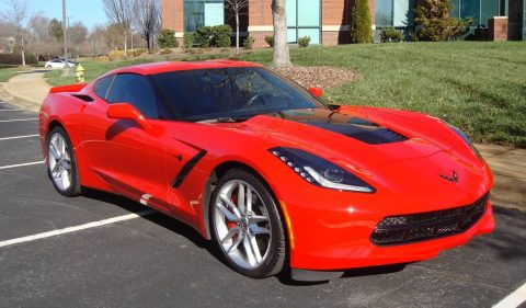 2015 Chevrolet Corvette 2LT for sale