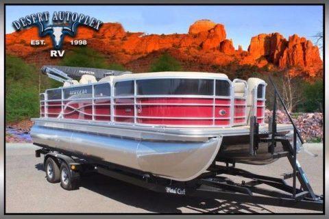 2017 Forest River Marine Pontoon Boat for sale