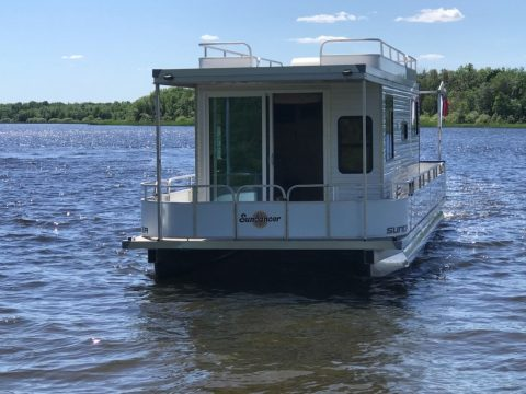 2017 Houseboat for sale
