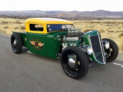 1936 International Harvester Hot Rod Pickup for sale