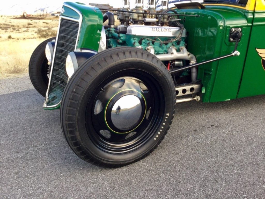 1936 International Harvester Hot Rod Pickup