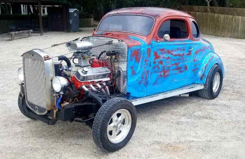 1937 Plymouth Street Rod / Rat Rod for sale