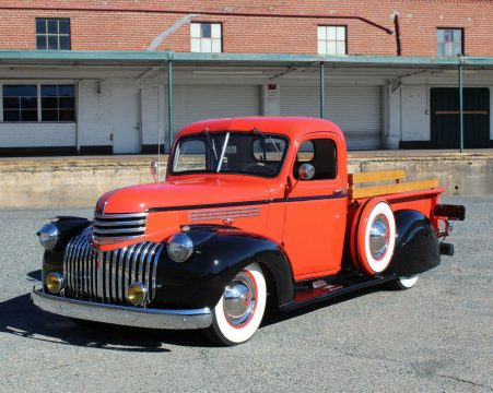 1946 Chevrolet Pickups DeLUXE for sale