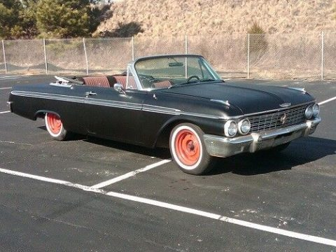 1962 Ford Sunliner for sale