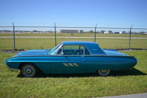 1963 Ford Thunderbird CHROME for sale