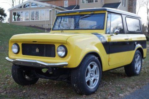 1963 International Harvester Scout V8 for sale