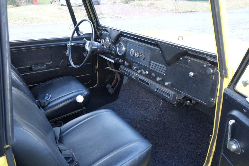 1963 International Harvester Scout V8
