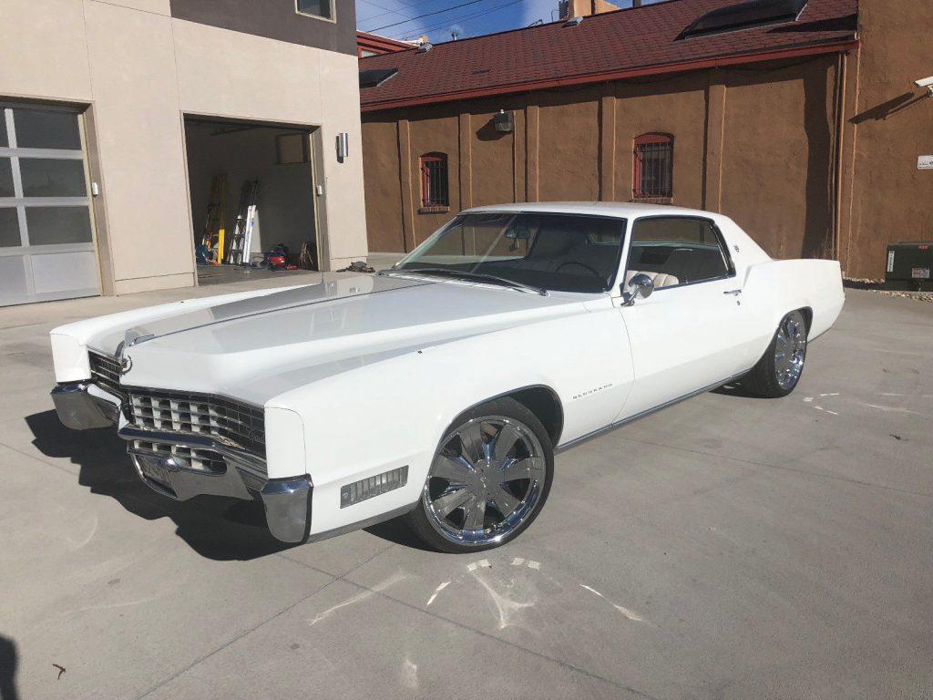 1967 Cadillac Eldorado Coupe