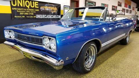 1968 Plymouth GTX Convertible Tribute for sale