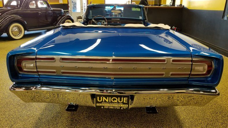 1968 Plymouth GTX Convertible Tribute