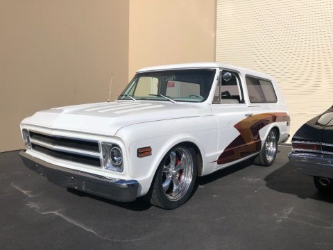 1970 Chevrolet Blazer for sale