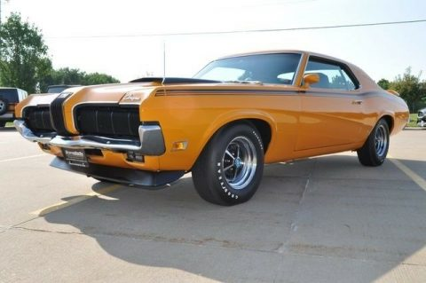 1970 Mercury Cougar Boss 302 Elimnator for sale