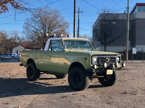 1976 International Harvester Scout for sale