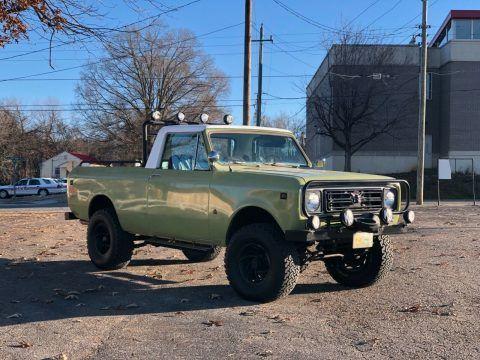 1976 International Harvester Scout for sale