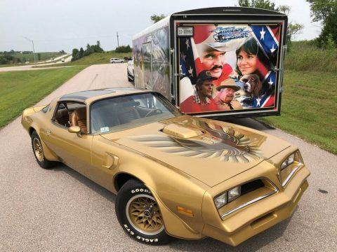1978 Pontiac Trans Am Y88 for sale