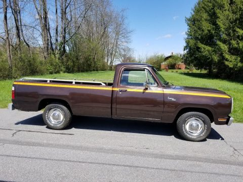 1979 Dodge D100 PROSPECTOR for sale