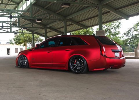 2011 Cadillac CTS Wagon for sale