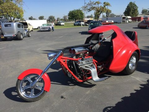 2015 Custom Built Motorcycles Chopper V8 for sale