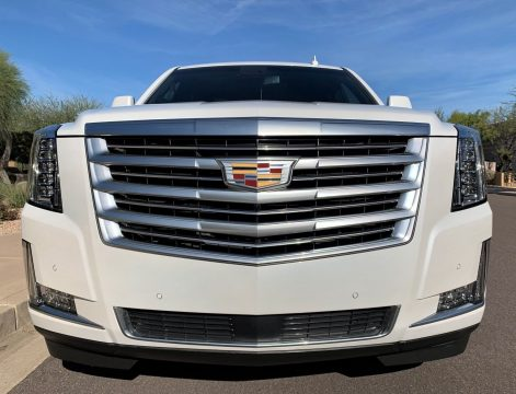2016 Cadillac Escalade Platinum EDITION for sale