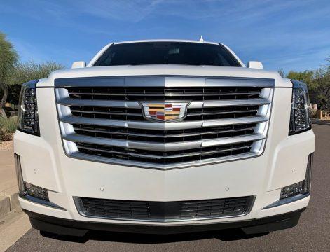 2016 Cadillac Escalade Platinum EDITION for sale