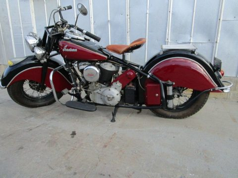 1947 Indian Chief for sale