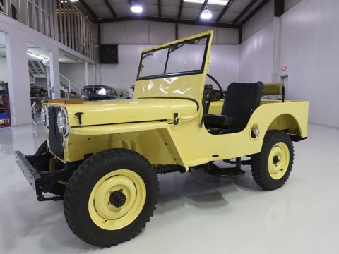 1948 Willys CJ2A | Wonderfully restored for sale